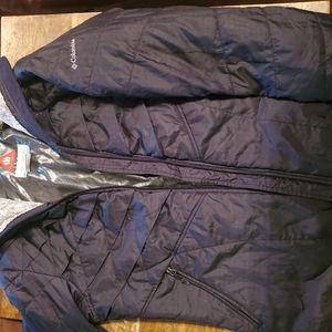 Columbia omniheat womens size medium jacket
